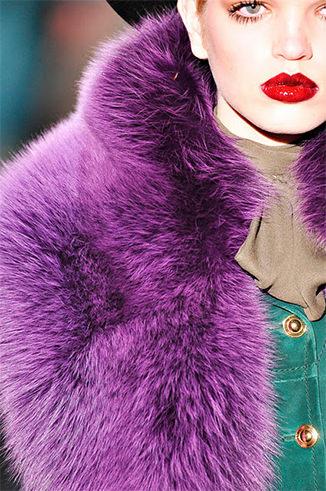 Pink shades chosen by Lady Fur