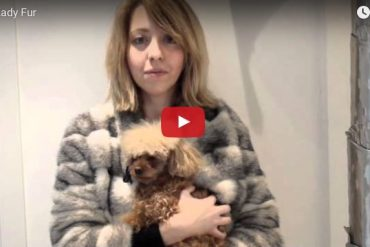 lady fur video welovefur