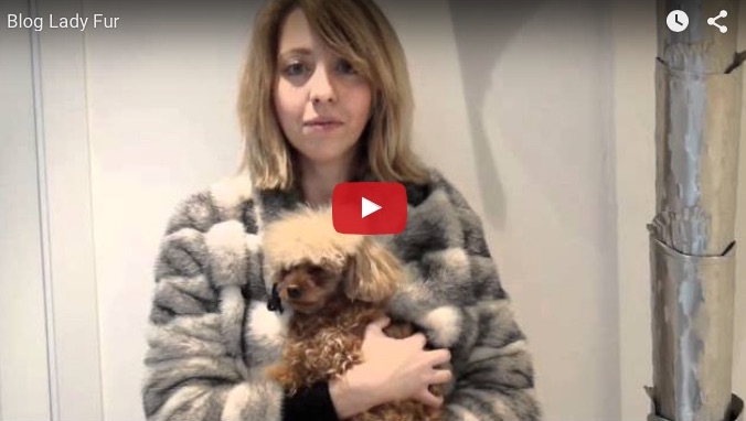 lady fur video welovefur