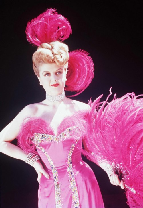 Angela Lansbury fashion she wrote