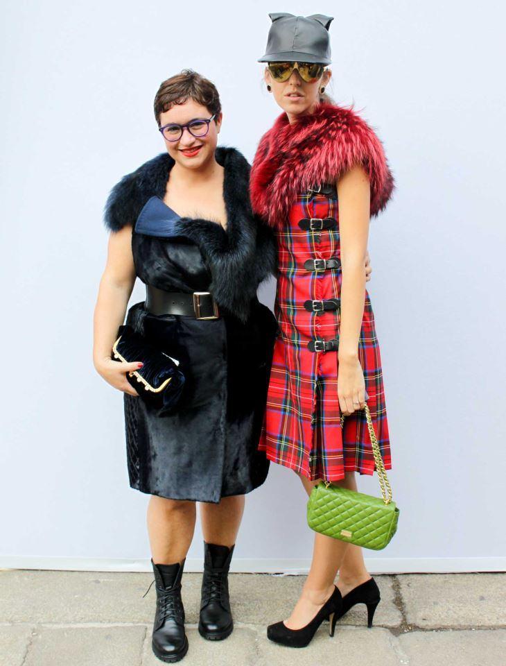 huge selection of e1462 ba8f2 Sportmax in fur Lady Fur and Jelmini Eleonora