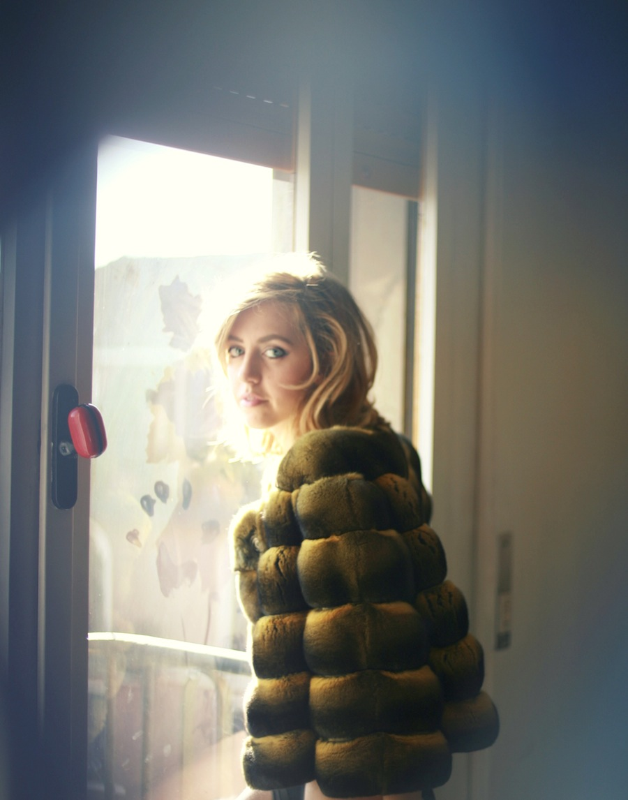yellow chinchilla fur coat carlo_ramello_coat_welovefur