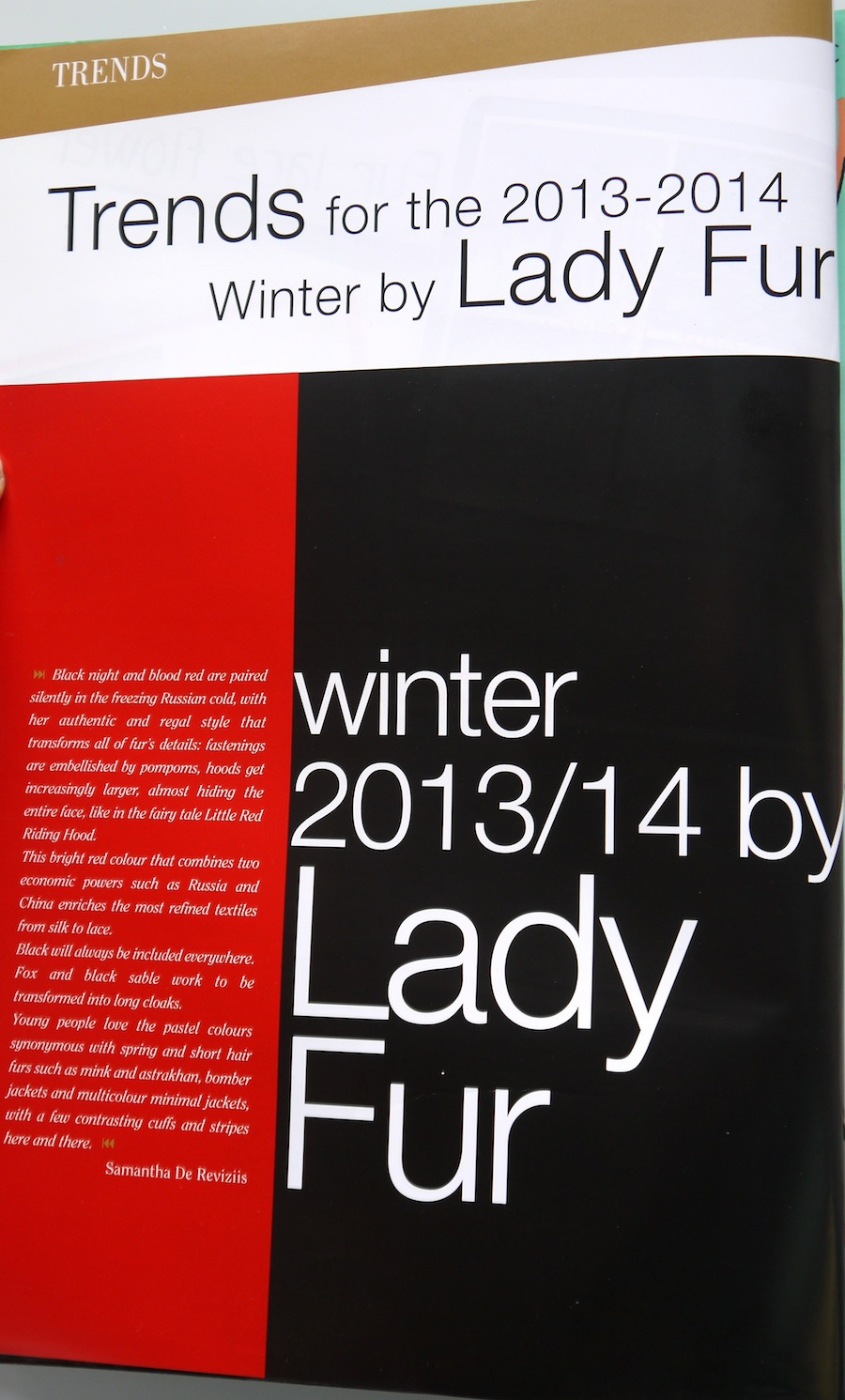 fur trends by lady fur