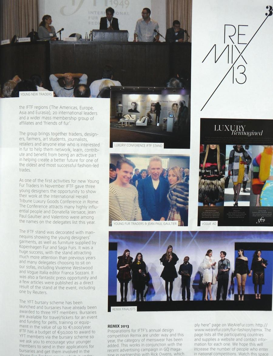 I'm on InFur Magazine
