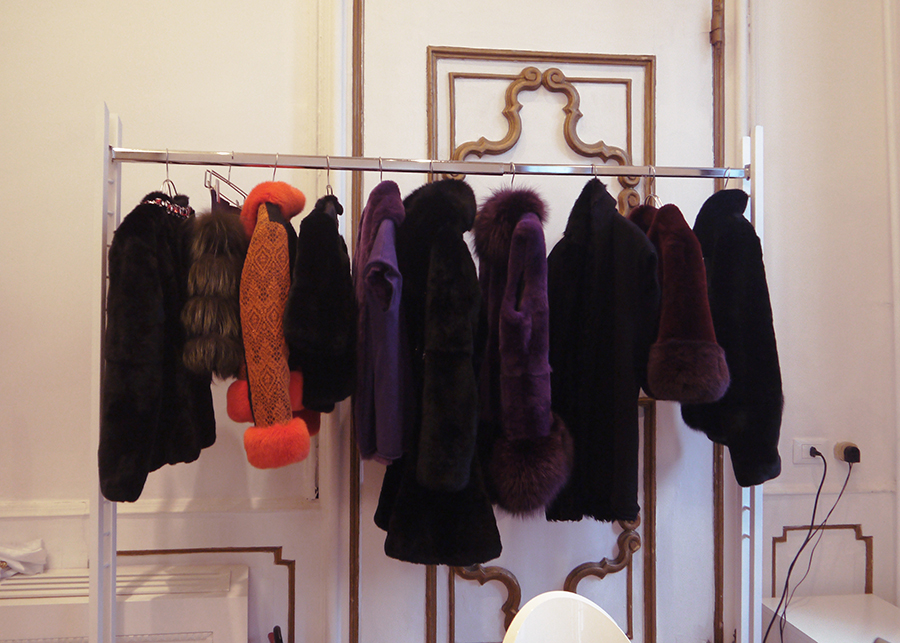 collection of lady_fur_fur_colorful_luxury