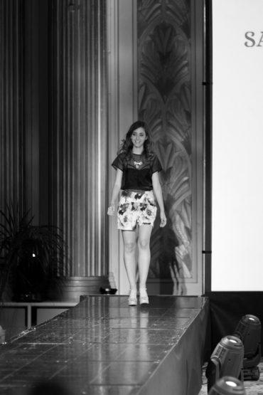 lady fur, fashionshow, montecarlo