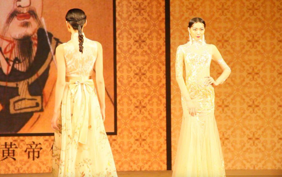 ne-tiger fashion show. china fashion week