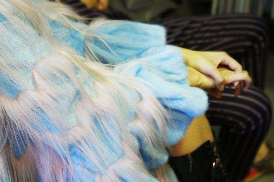 mink and kidassia colors fur