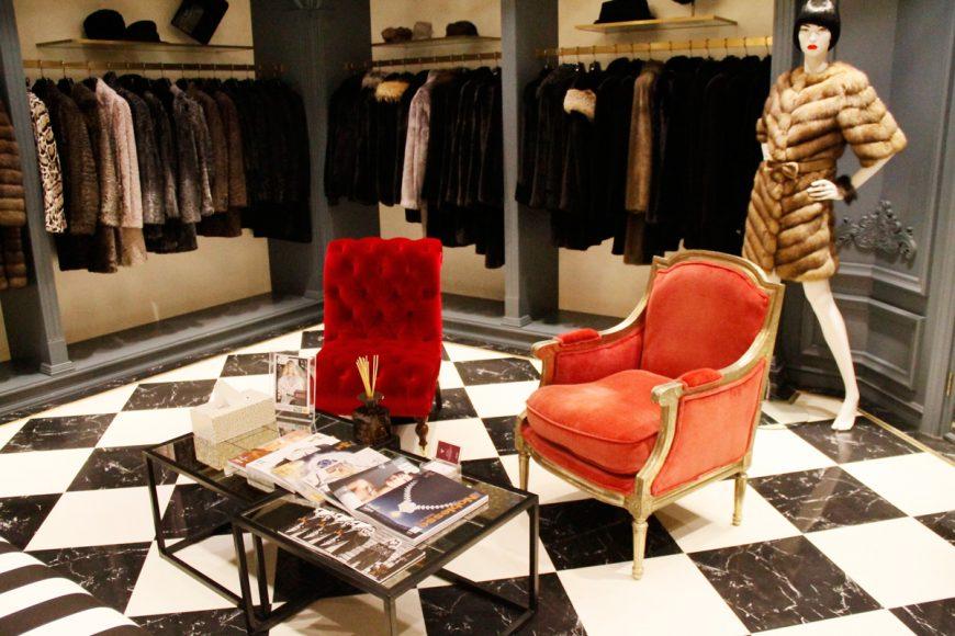avanti furs shops