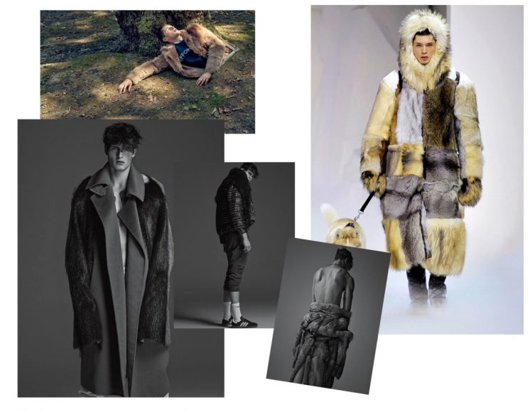 men's fur photo