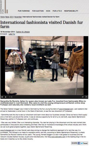 lady fur on kopenhagen fur news