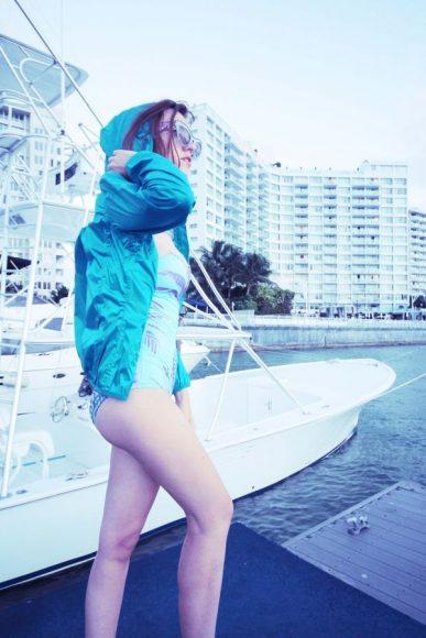 lady fur miami beach