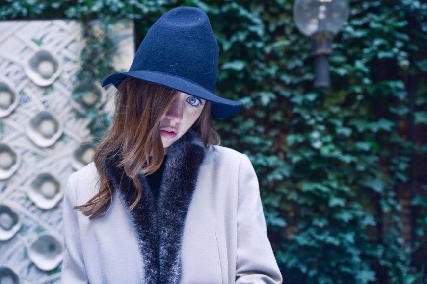 mink coat lady fur copenhagen imagine talents