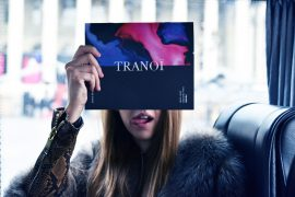 paris tranoi photo lady fur fashion