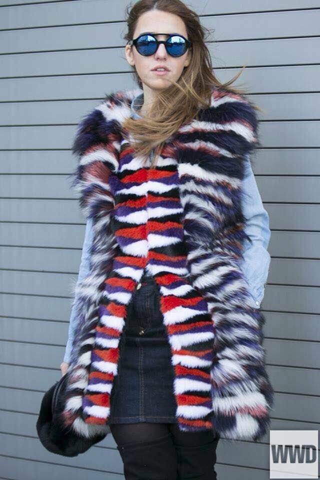 press lady fur wed magazine lady fur