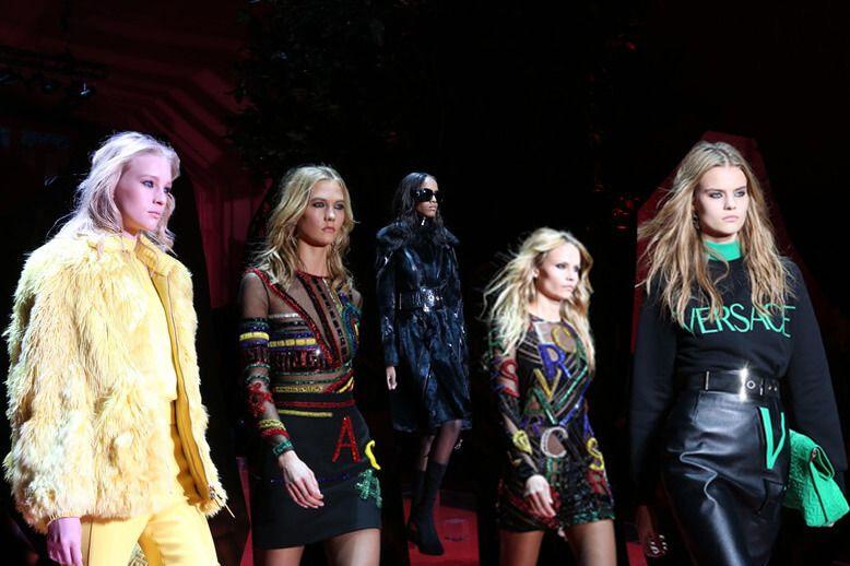 Versace fall winter 2015 16