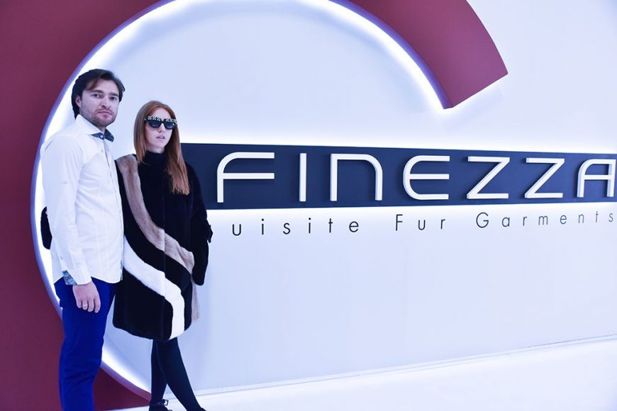 fur execellence athens lady fur finezza furs
