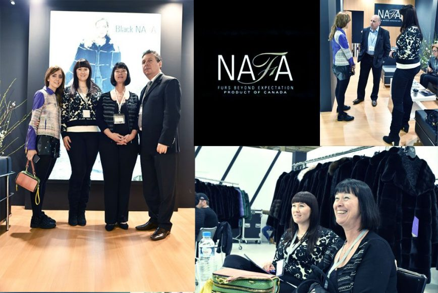 nafa furs nada auction fur execellence athens lady fur