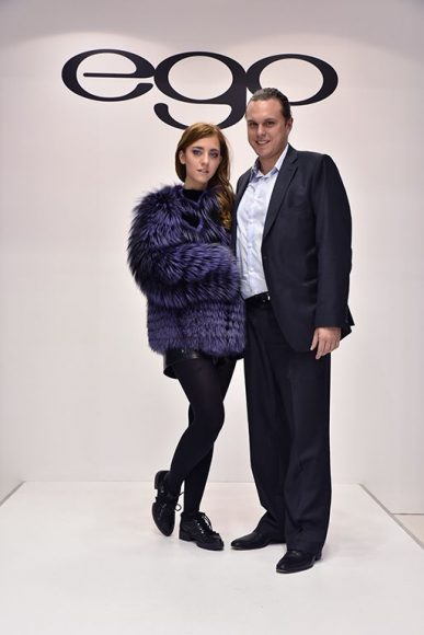 ego fur execellence athens lady fur