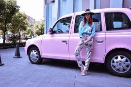 lady fur shanghai fashion week 2015