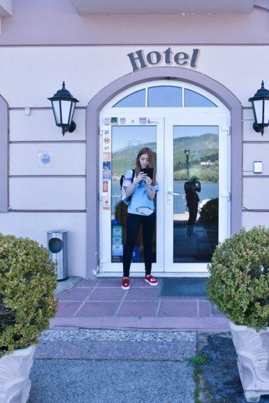 Hotel Kastoria lady fur kastoria hotel