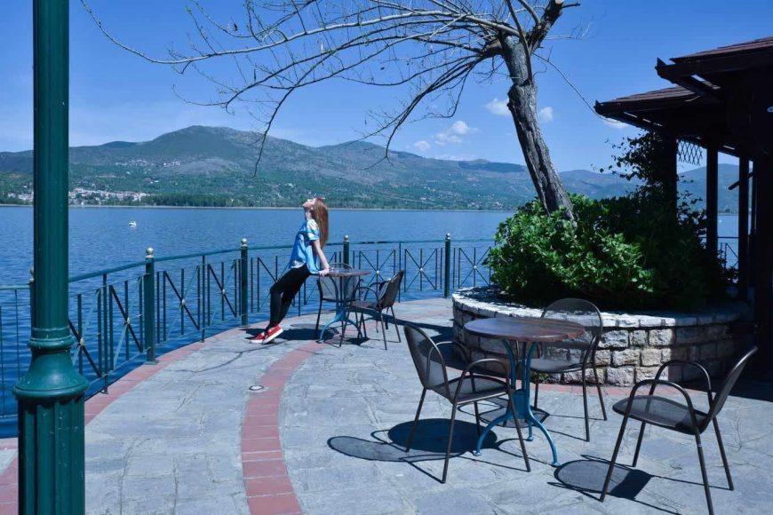 Hotel Kastoria lady fur hotel kastoria