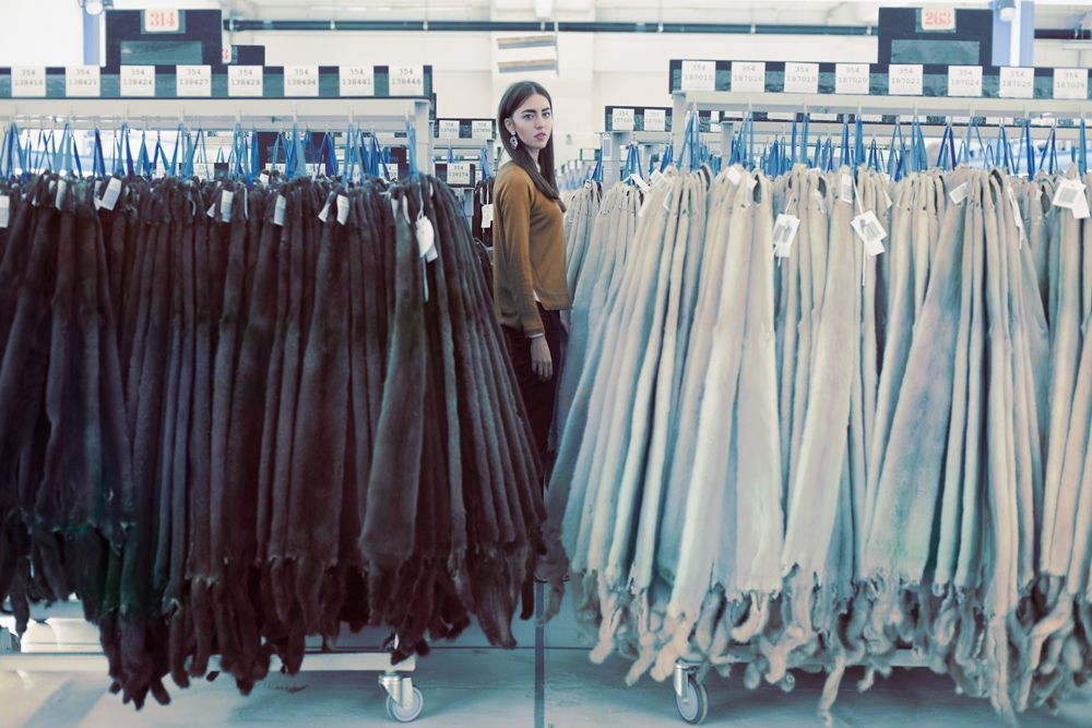 Inspection room Kopenhagen fur 2015