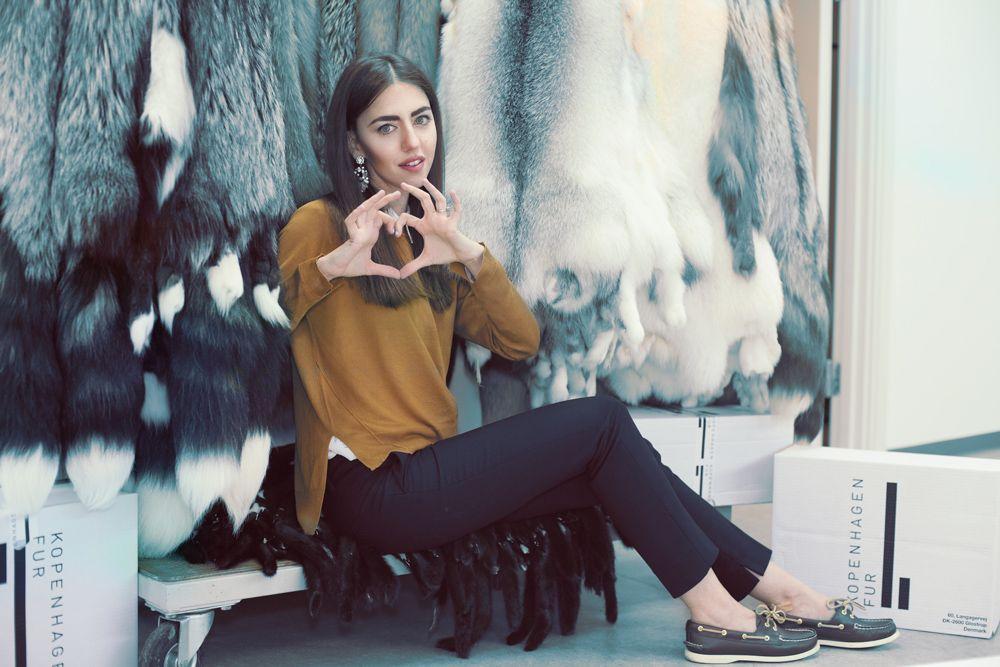 love lady fur in kopenhagen fur