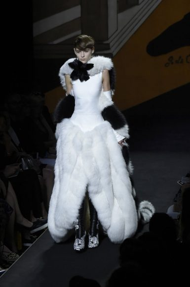 FENDI HIGH FUR haute fourrure