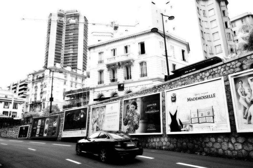 Carlo Ramello Lady Fur Campaign