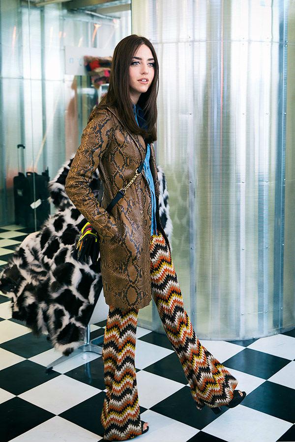ER Fur Trading Corporation lady fur