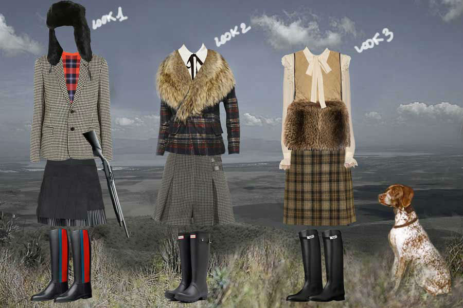Caccia-Outfit-2 English Hunting style