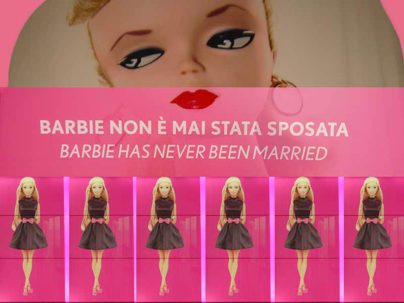 barbie event milano