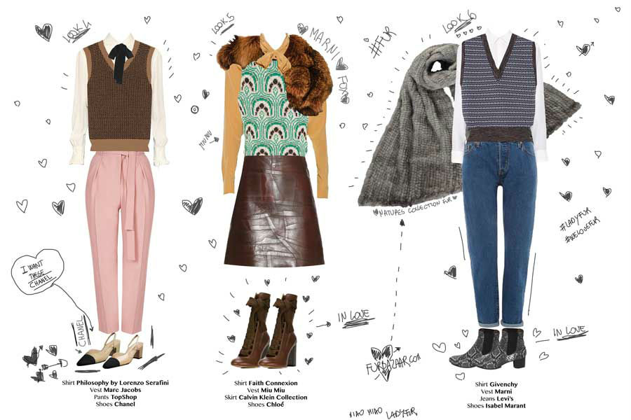tips cashmere looks with fur