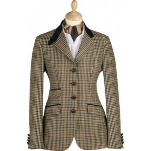 hunting style jacket CORDINGS