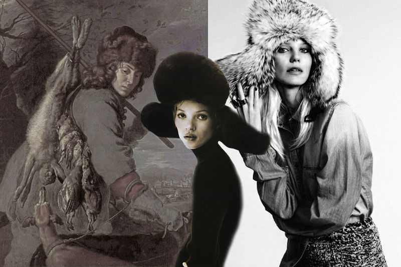 moodboard fur hat
