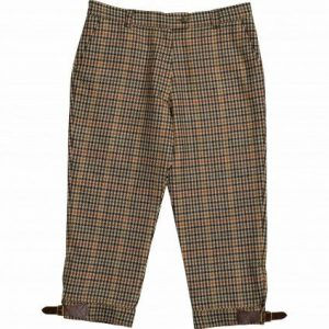 hunting tweed pants CORDINGS