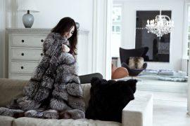 fur pillows lady fur saga furs