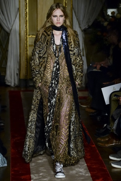 furs for men roberto cavalli 2016/17