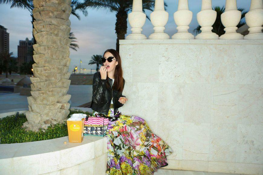 Doha Medina Centrale let's popcorn
