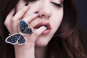 busatti butterfly ring opera