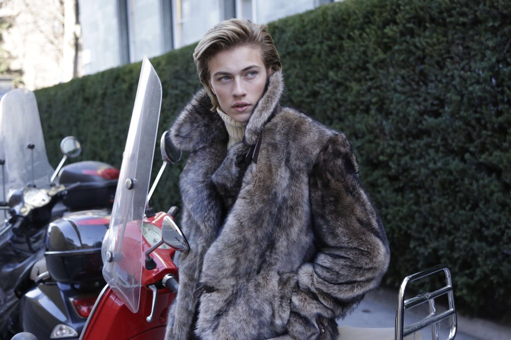 furs for men 2016/17