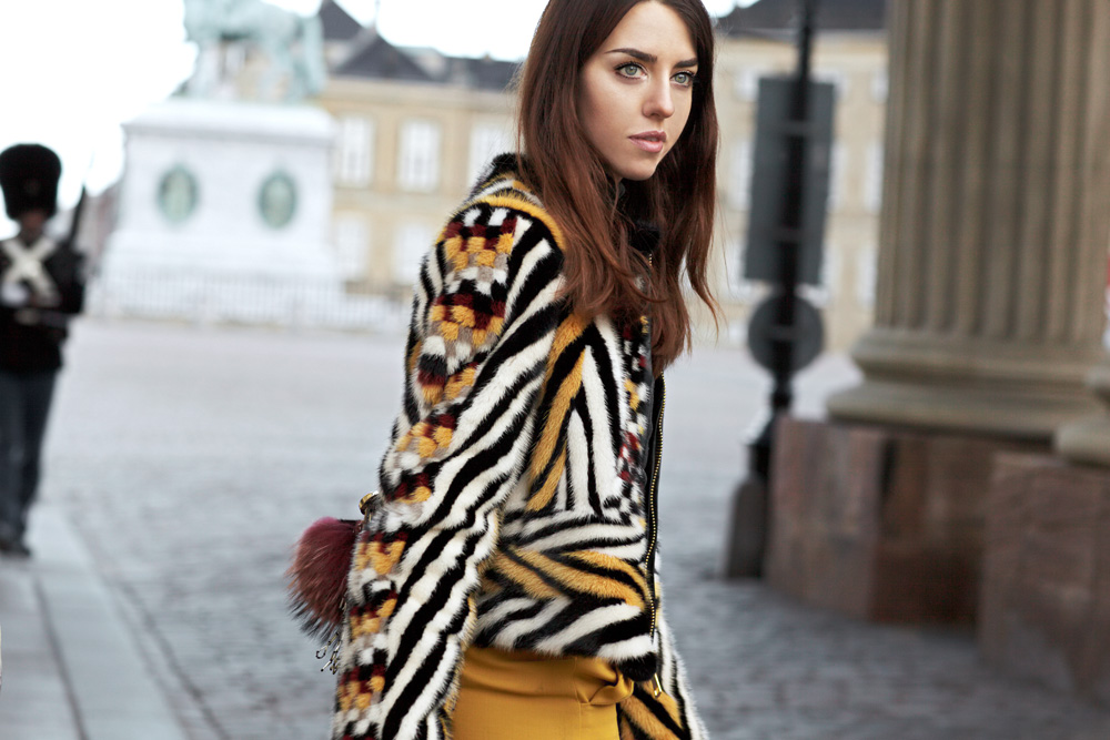 pretty woman style lady fur vladimiro gioia furs