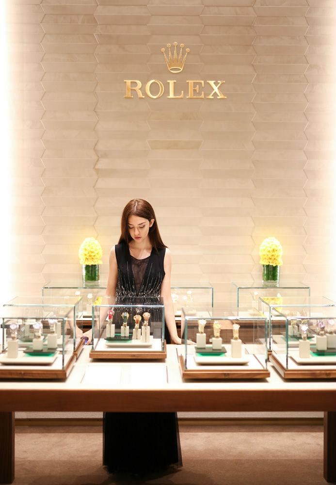 rolex Jewelry Show in Doha DJWE