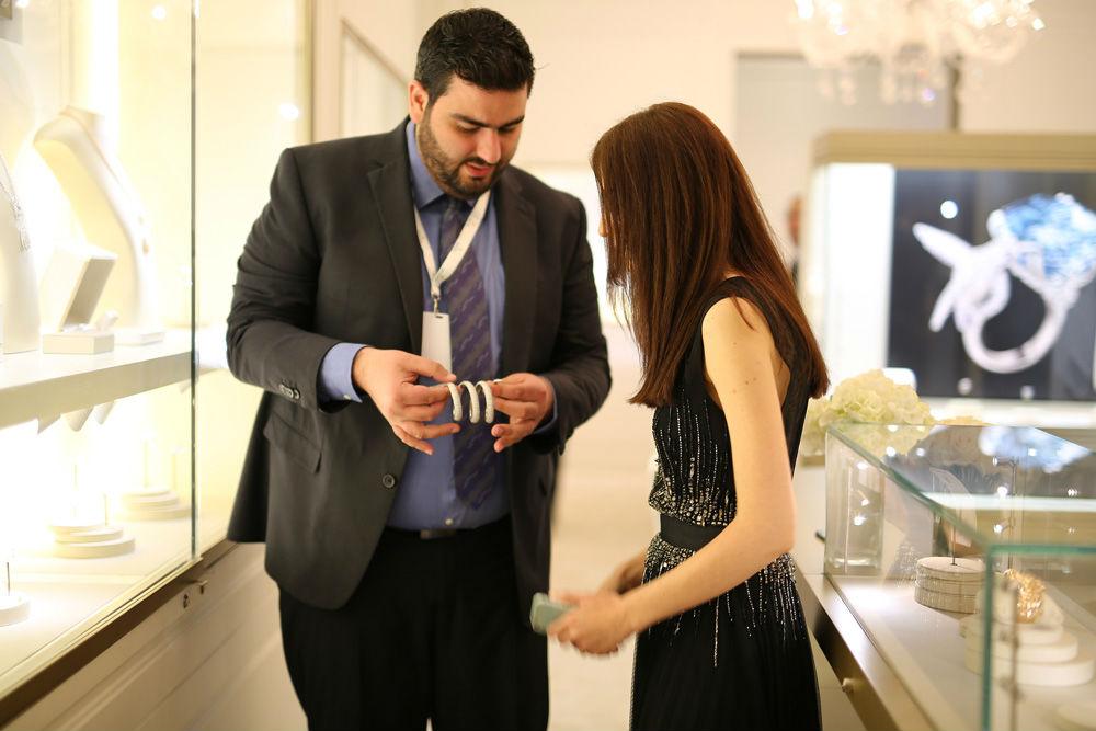 Jewelry Show in Doha DJWE