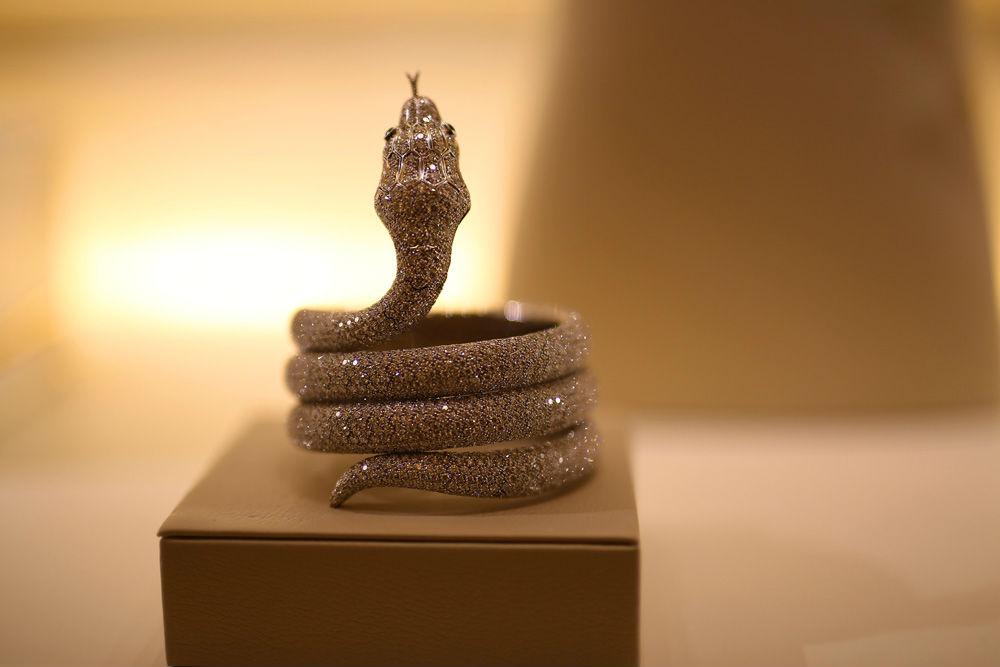 boucheron Jewelry Show in Doha DJWE