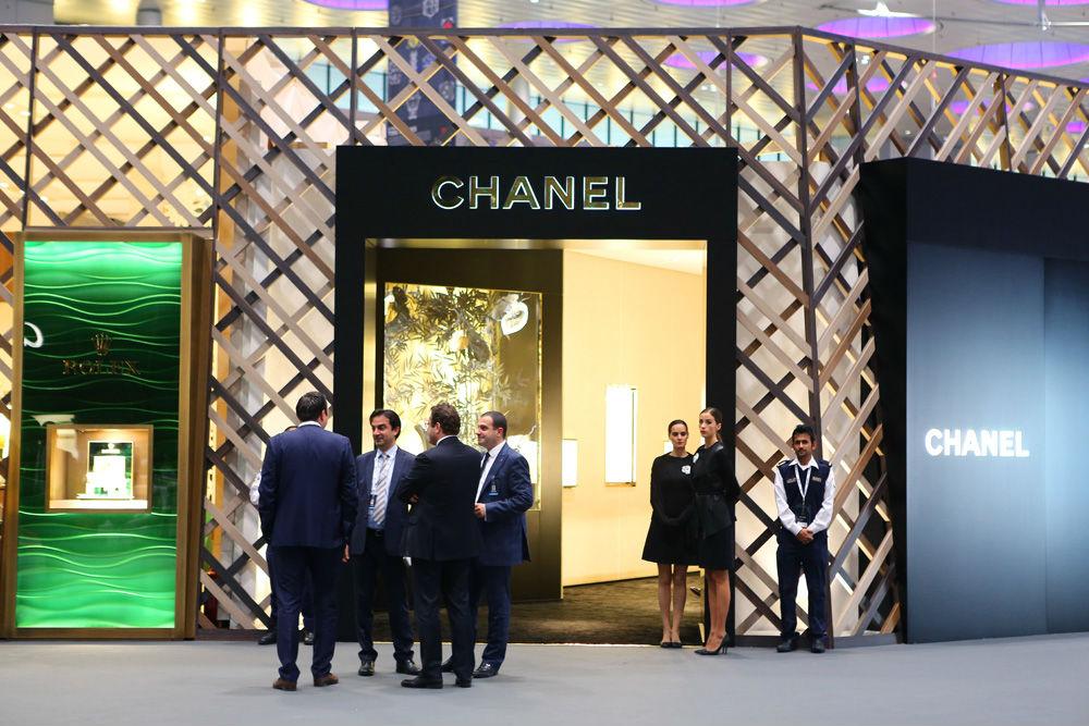 chanel Jewelry Show in Doha DJWE