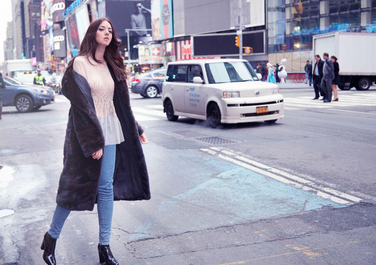 giorgio magnani luxury fur lady fur
