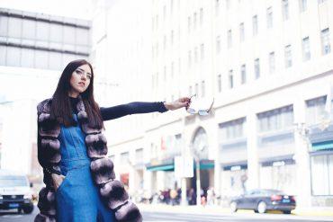 giorgio magnani chinchilla pink fur lady fur shanghai