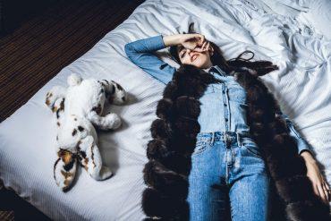 100k instagram followers lady fur